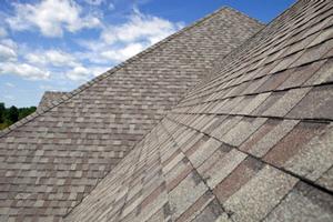 Cool roof shingles